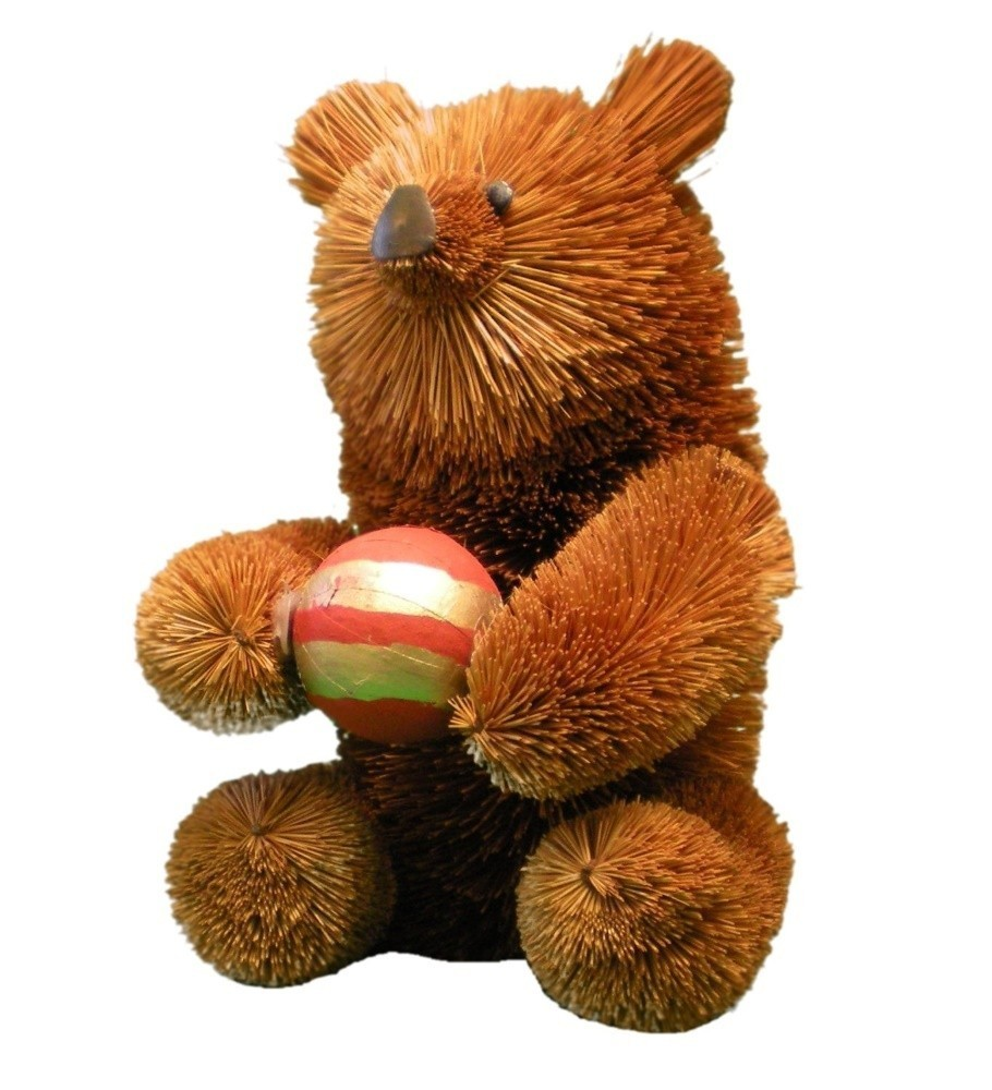 BrushArt Teddy Bear