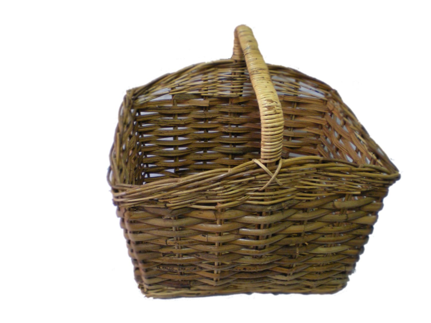 W1856 Wicker Carrier Basket
