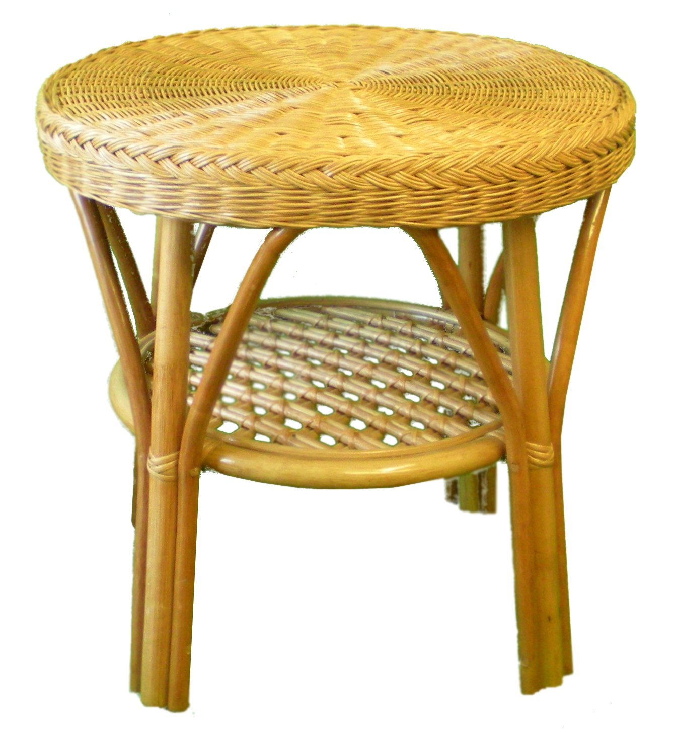 W366 Wicker Table