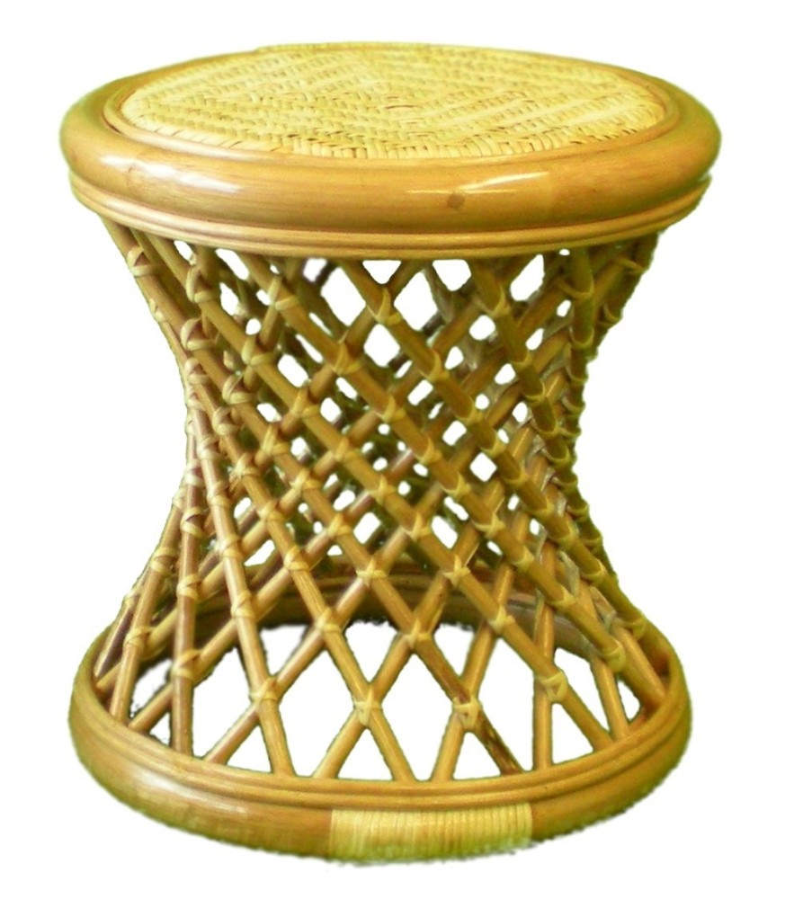 Wicker Table or Stool
