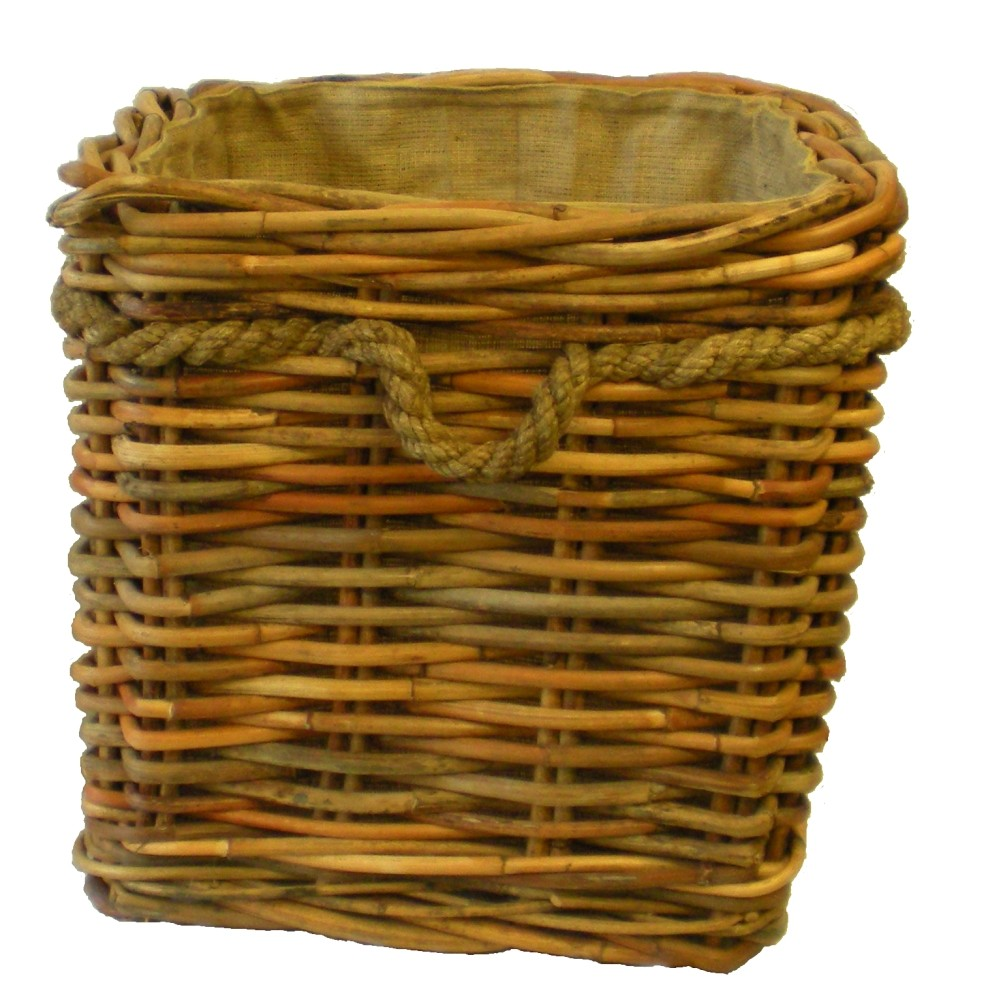 Log Basket on Castors