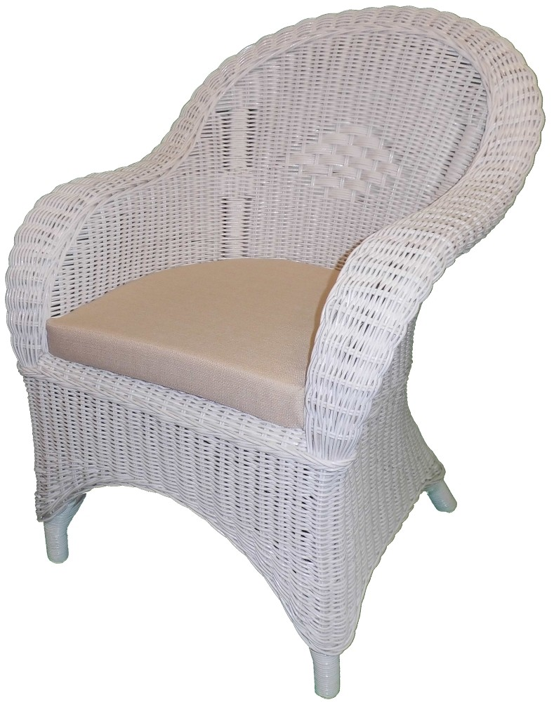 W338 Wicker Chair