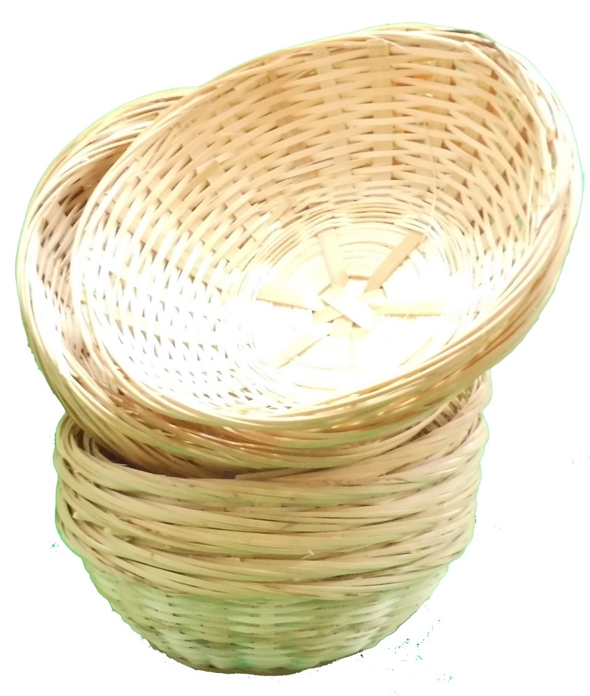 Bamboo Packaging Baskets